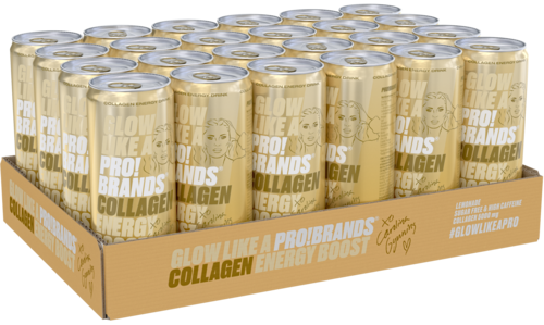 Kolagen Energy Boost limonada, 330ml